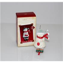 Hallmark Magic Ornament 2005 Shiver Me Tim Brrr - #QLX7582