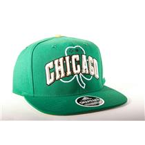 Adidas Chicago Snap Back Hat Green