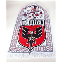 Adidas DC United MLS Scarf Lace