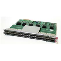 Cisco WS-X4448-GB-SFP Catalyst 4500 48 Port SFP Gigabit Ethernet Module