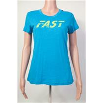 Inov-8 Tri Blend FAST T-Shirt Women's Blue