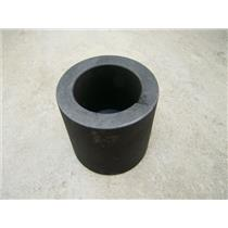 """30 oz Graphite Crucible for Melting Gold-Silver-Copper- 2-1/2"""" W x 2-1/2"""" Tall"""