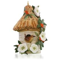 Hallmark Series Ornament 2015 Marjoleins Garden #2 - A Home for Wren #QX9287-SDB