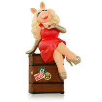 Hallmark Magic Ornament 2015 It is Moi, Miss Piggy! - The Muppets - #QXD6127-SDB