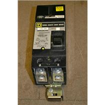 Square D 2-Pole I-line 150A 240V Circuit Breaker, Q22150ABH H20B1