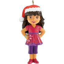 Carlton Heirloom Ornament 2015 Dora and Friends - Dora the Explorer - #CXOR045H