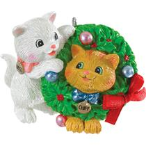 Carlton Ornament 2015 Merry Mischief Makers #20 - Miss and Chiff - #CXOR029H
