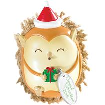 Carlton Heirloom Ornament 2015 Grandson - Hedgehog - #CXOR016H