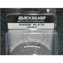 New Quicksilver 76214Q 5 Anode Plate Factory Part