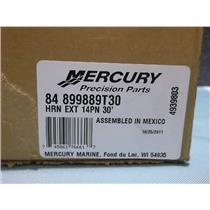 New Mercury 84-899889T30 HRN EXT 14 Pin 30' Factory Part