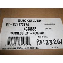 New Quicksilver 84-879172T74 Harness EXT-4000MM Factory Part