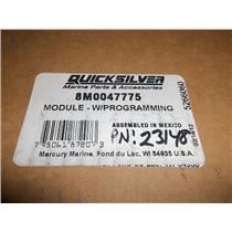 New Quicksilver 8M0047775 Module W/Programming Smux