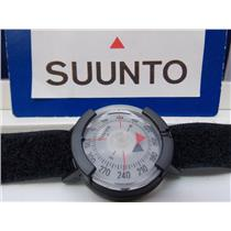 Suunto Watch Band Compass M-9 Wrist-top Compass Nylon Grip Black Strap