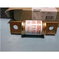 New Ferraz Shawmut A6T-150 Current Limiting Fuse 150Amp 600V