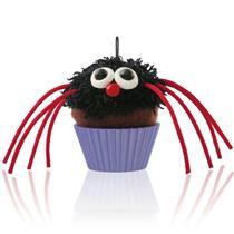 Hallmark Halloween Ornament 2014 Itsy Bitsy Cupcake - Spider - #QFO5223