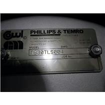 New Phillips Temro TS30TLS004 STD Silencer 3''
