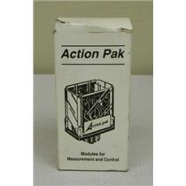 *NIB* Action Instruments Action Pak Signal Conditioner Relay 4570-2115 *NIB*