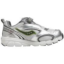 Saucony Baby Blaze A/C Grey Kids 6.5M Shoes