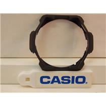 Casio Watch Parts G-1400 Bezel Bottom. black also fits GW-1400
