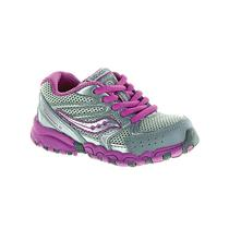Saucony Baby Cohesion 6 LTT Girls Shoes 9.5M