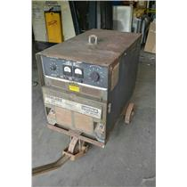 Lincoln Electric Idealarc R3S 600 Arc Welder, R3S600, WITH CART