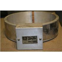"""Glen Electric Starflex SF-3902 Band Heater, 2675W, 480/240V, 9-3/8"""" ID x 3"""" Tall"""