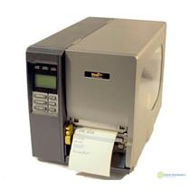 WASP 610 WPL610 Thermal Transfer Barcode Label Printer Network Rewinder 203 DPI