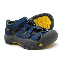 Keen Newport H2 Infant Kid Sandals size 4 Navy Blue NIB New