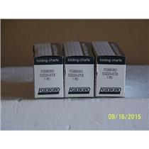 6 FanFold Packs Graphic Controls FoxBoro 53229-6TX Fan Fold Chart Paper