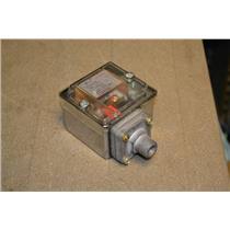 Barksdale Seal Piston Switch, E1H-H15-P4