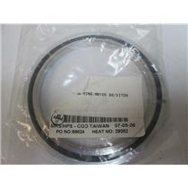 MKS/HPS 100760510  NW100 ST/ST Centering Ring Seal Assembly w/Viton O-Ring