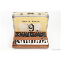 MOOG Minimoog Model D Synthesizer w/ Case Owned by DAVID GATES BREAD #22957