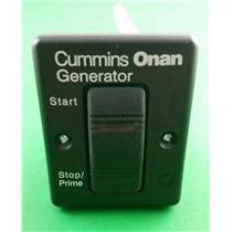 Cummins Onan 300-5331 RV Generator Start Stop Switch Remote Switch Panel