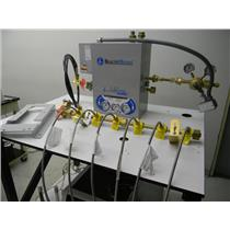 Beaconmedaes Automatic High Pressure change Switchover Carbon Dioxide Valves