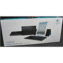 Logitech Tablet Keyboard 920-003241 for iPad & iPad 2