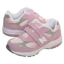 New Balance Girls Shoes 993 Size 1.5 Light Pink NIB