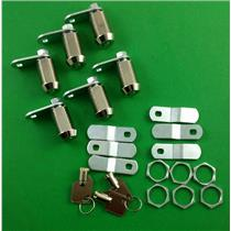 "Prime Products 18-3329-6 RV Motorhome Trailer Storage Lock 6 pack 1-1/8"""
