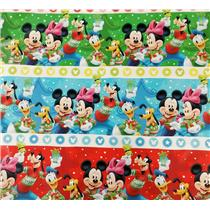 Disney's Mickey Mouse and Friends Wrapping Paper Roll - 40 Sq Ft - #W15-17655