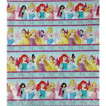 Disney's Princesses Holiday Gift Wrapping Paper Roll - 40 Sq Ft - #W15-17649-PRN