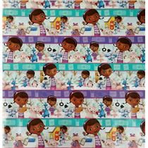 Disney's Doc McStuffins Gift Wrapping Paper Roll - 40 Square Feet - #W15-17652
