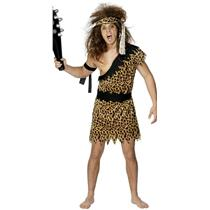 Caveman Adult Smiffy's Men's  Costume Size Large