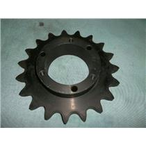 """New Martin 80SK19 Sprocket #80 Chain 19 Tooth 2-11/16"""" Bore x 1-1/4"""" Thickness"""
