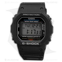 Casio DW-5600E-1VCT Traditional G-Shock.200M Water Resist. DW-5600 E Black Watch