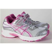 Asics Girls Pre Galaxy 4 PS Shoes Size 3 NEW