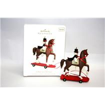 Hallmark Series Ornament - 2008 A Pony For Christmas #11 - #QX7104-DB