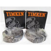 **Set of 2** Timken 3820 Tapered Roller Bearing Cup