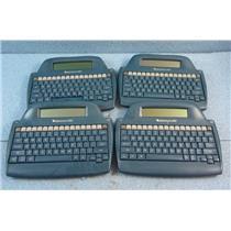 AlphaSmart 2000 Portable Word Porcessor - Lot of 4