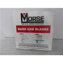 "Morse Band Saw Blade 1/2"" 25 14R HB 7' 8 1/2"" New In Box"