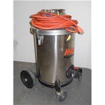 Hako Minuteman P85 Stainless Steel HEPA Filter Vacuum C80106-03