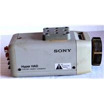 SONY SSC-C104 HYPER HAD COLOR VIDEO CAMERA, CCTV SECURITY SURVEILLENCE - USED w/
